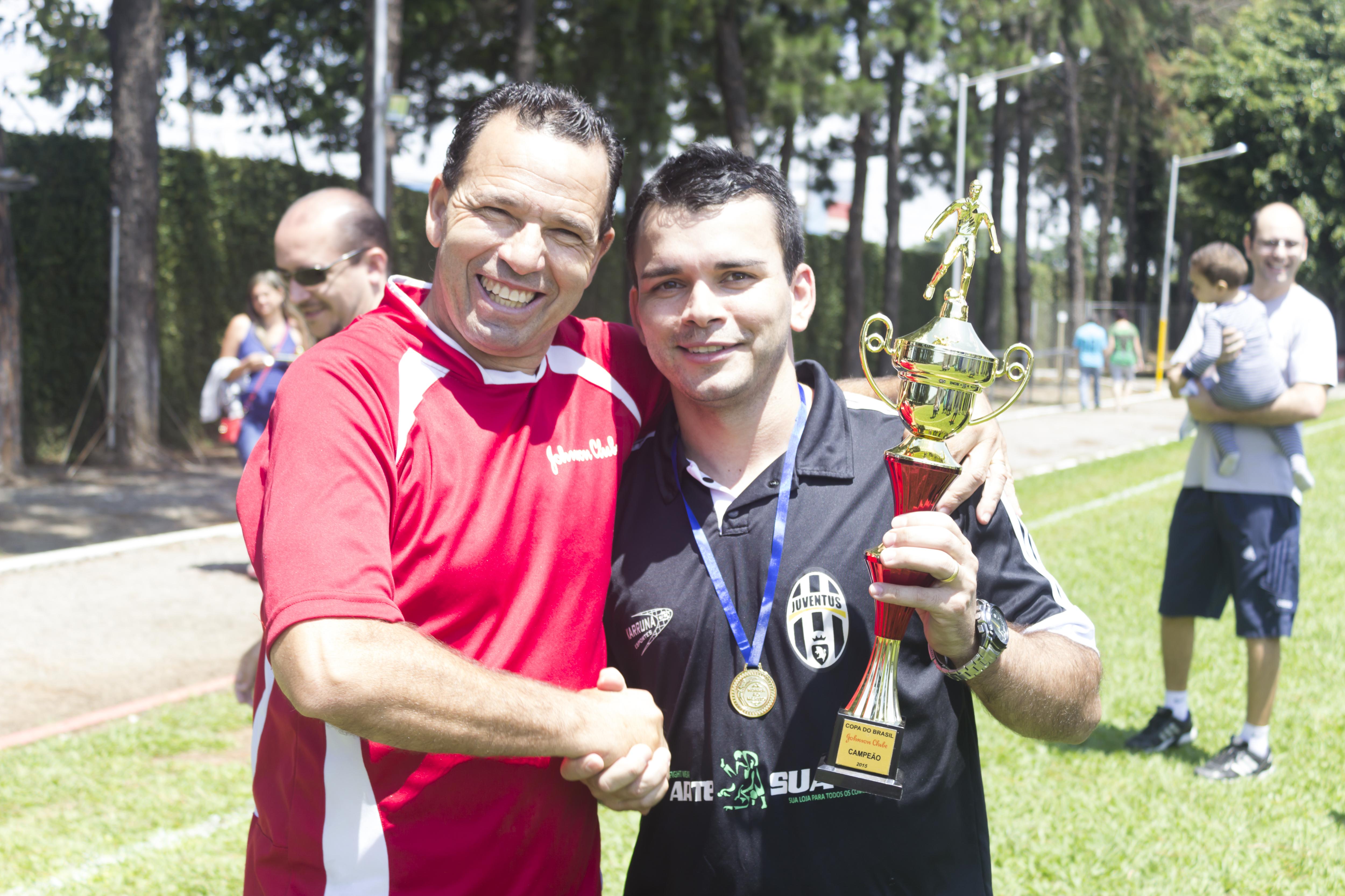 Juventus é o campeão da Copa do Brasil do Johnson Clube