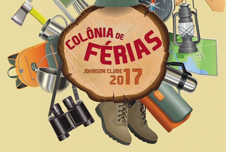 COLÔNIA DE FÉRIAS JOHNSON CLUBE 2017: os preparativos para a diversão já começaram!