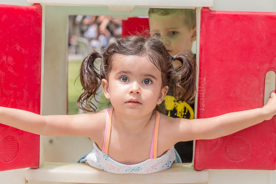 A diversão marcou presença na Festa das Crianças