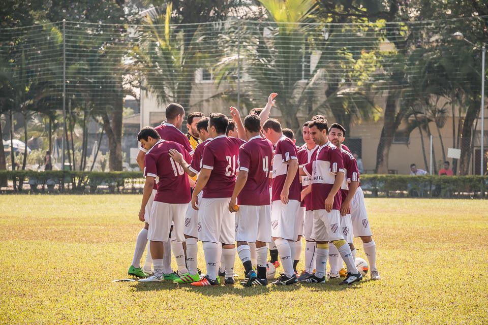 Finalizada a quinta rodada do Campeonato de Futebol