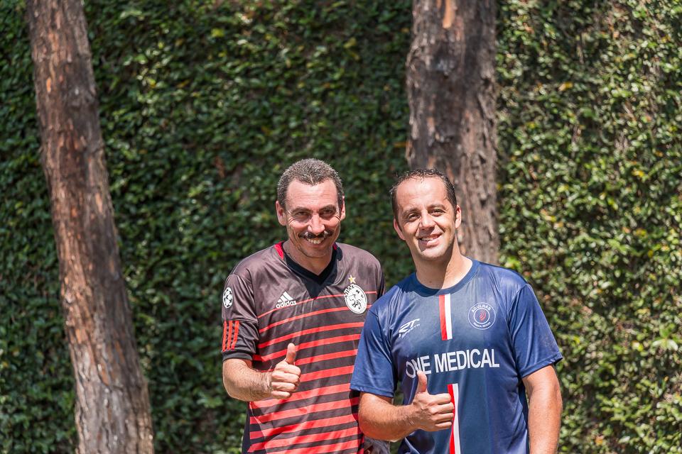 Começa a Copa Johnson Clube de Futebol 2016