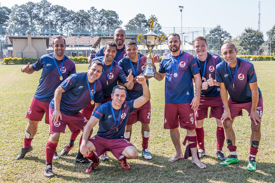 Chega ao fim mais um Campeonato de Futebol do Johnson Clube