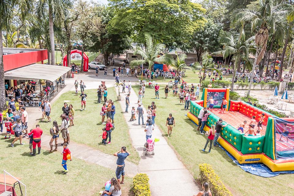 Festa das Crianças Johnson Clube 2018