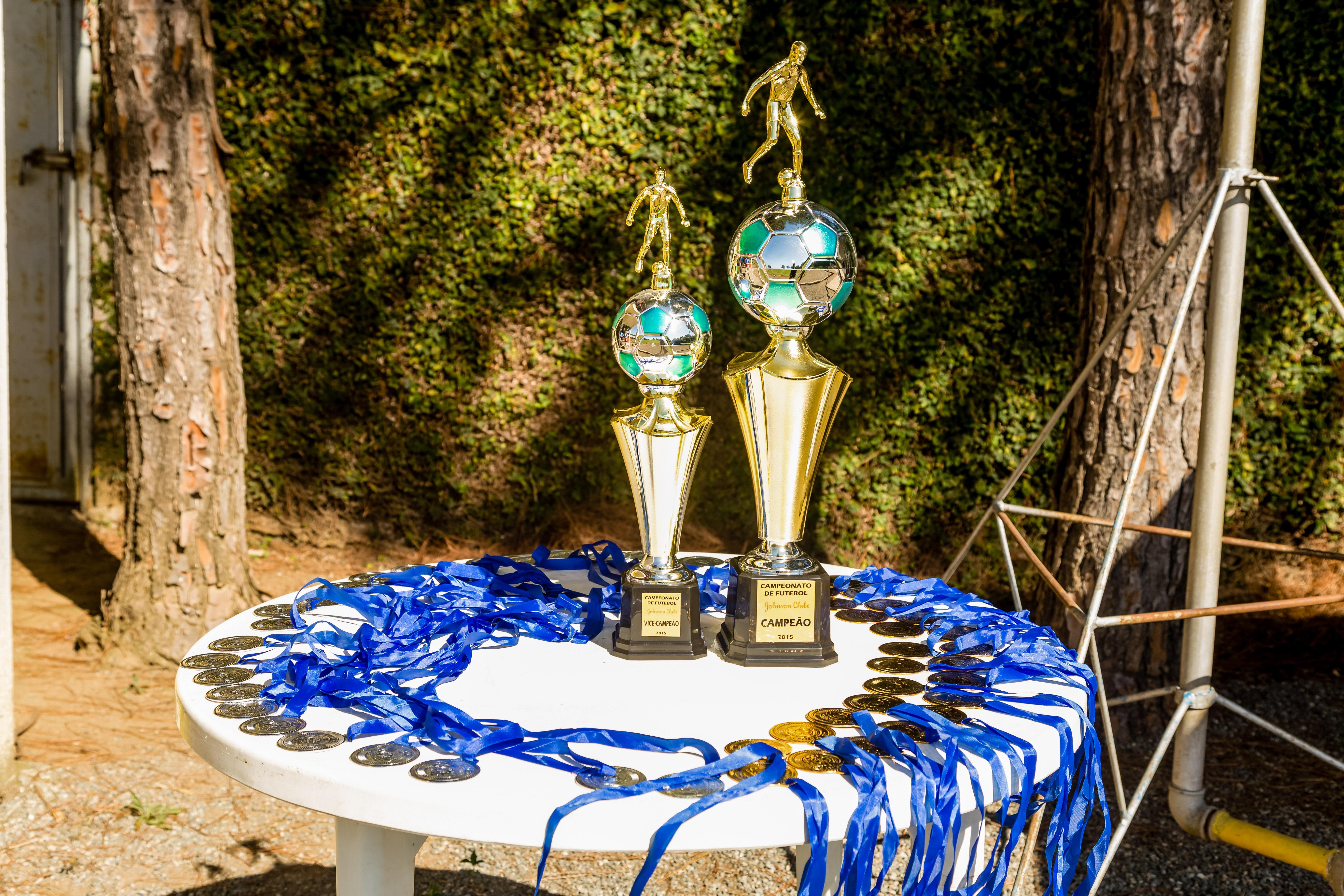 Saiba quem ganhou o Campeonato Interno de Futebol